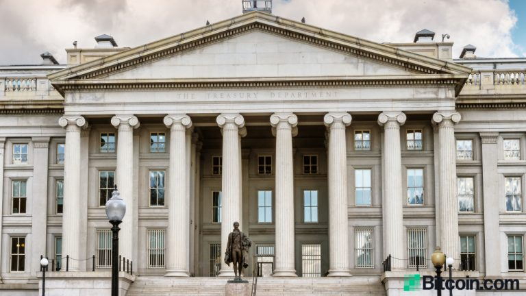 US Treasury's Proposed Crypto Wallet Rule Is Unconstitutional, Warns Civil Rights Group