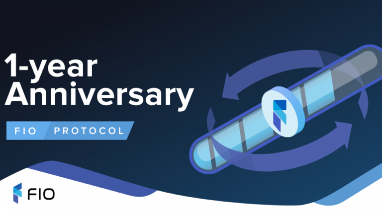 FIO Protocol Marks First Year Anniversary
