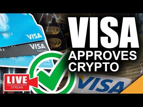 Top 3 Reason For Massive Bitcoin Pump (VISA Approves Crypto)