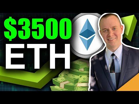 Ethereum ROCKETS to $3500 (Top Market Expert Explains)