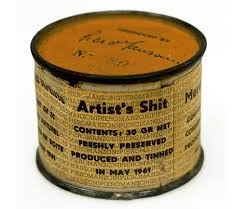 Manzoni Artist's Shit
