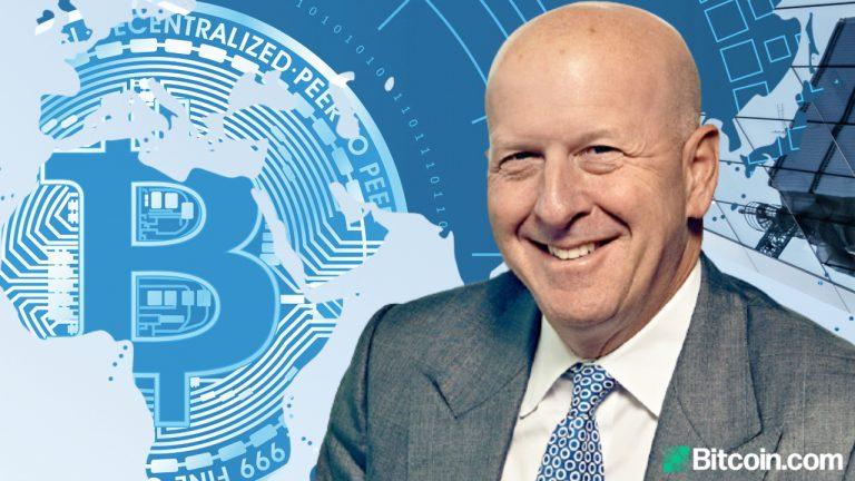 Goldman Sachs Predicts 'Big Evolution' Coming to Cryptocurrency Regulation