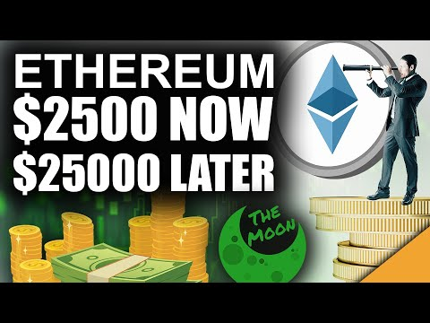 Ethereum $2,500 NOW (Strongest Case For $25,000 ETH)