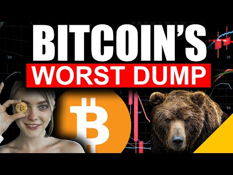 EMERGENCY BITCOIN VIDEO! (Worst Case Trading Targets)