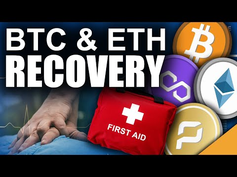 Greatest Recovery For Bitcoin & Ethereum (2021 Crypto Bull Run)