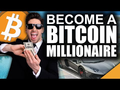 Best Strategy to Become a Bitcoin Millionaire in 2021