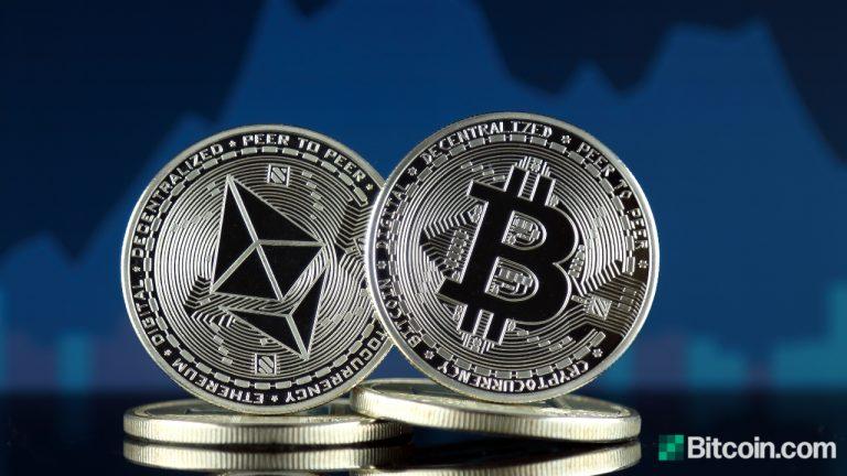 Bitcoin vs Ethereum: JPMorgan Explains Why ETH Is Outperforming BTC