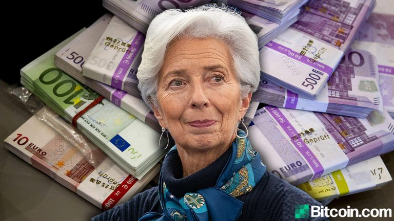 The Economy Comes Before Savers: ECB President Christine Lagarde Defends Negative Interest Rates
