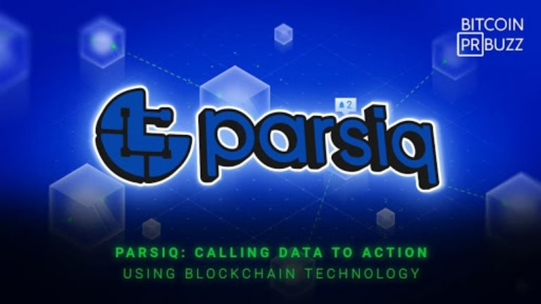 PARSIQ: Calling Data to Action Using Blockchain Technology