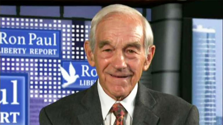 Ron Paul Warns of Government Crackdown on Bitcoin