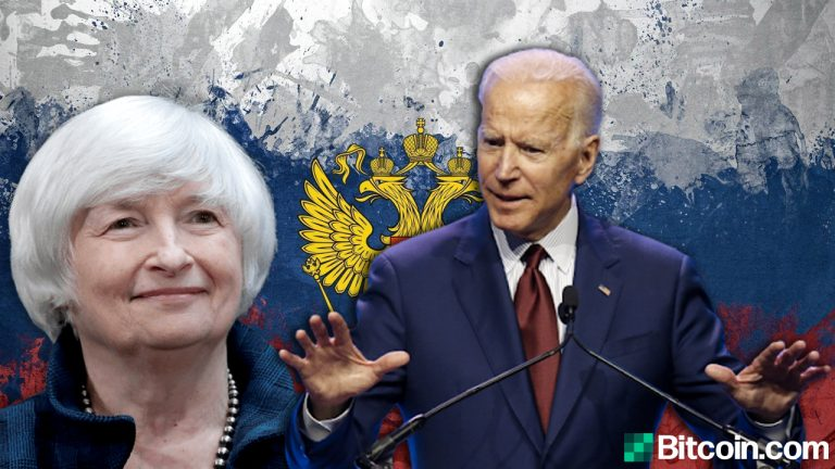 OFAC Escalates Russian Sanctions Listing Bitcoin Addresses, US Treasury Crypto Crackdown Rumors Spread
