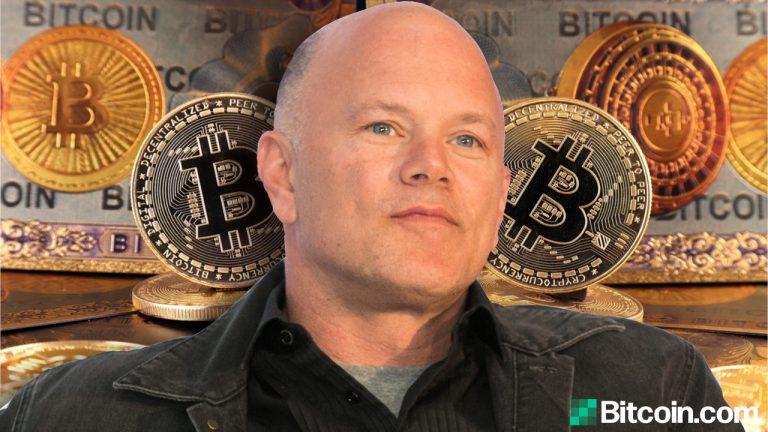 Bitcoin's Smallest Unit: Billionaire Mike Novogratz Wants Crypto Exchanges to Quote Satoshis