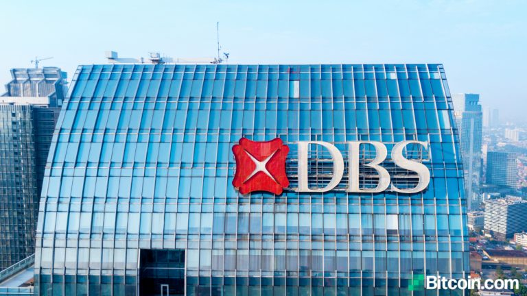 Southeast Asia's Largest Bank DBS Says Trading Volumes on Its Cryptocurrency Exchange Soar 10-Fold