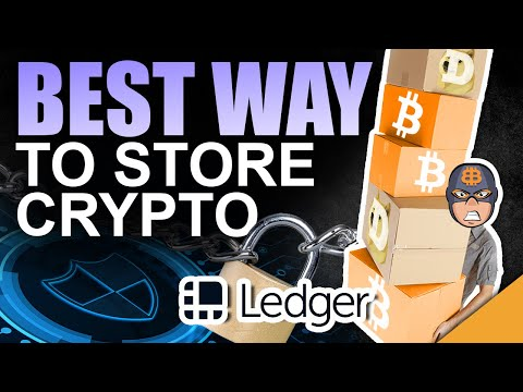 BEST Way for Beginners to Store Crypto in 2021 (GIGANTIC Opportunity)