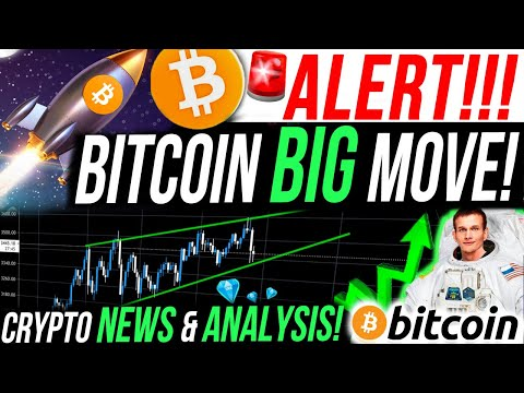 ALERT!🚨BIG BITCOIN MOVE!!! ALTCOINS THAT PUMP SOON!!! MY NEW ETHEREUM TRADE!! CRYPTO NEWS & ANALYSIS