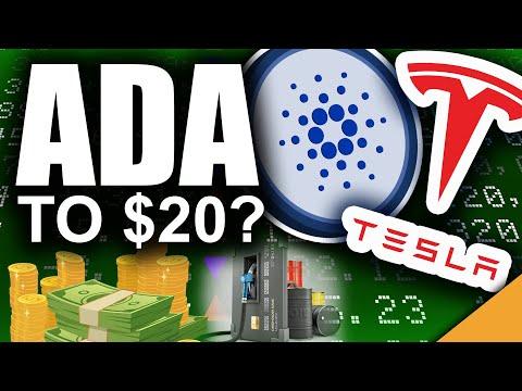 MOST INSANE Cardano Price Prediction (ADA to $20)