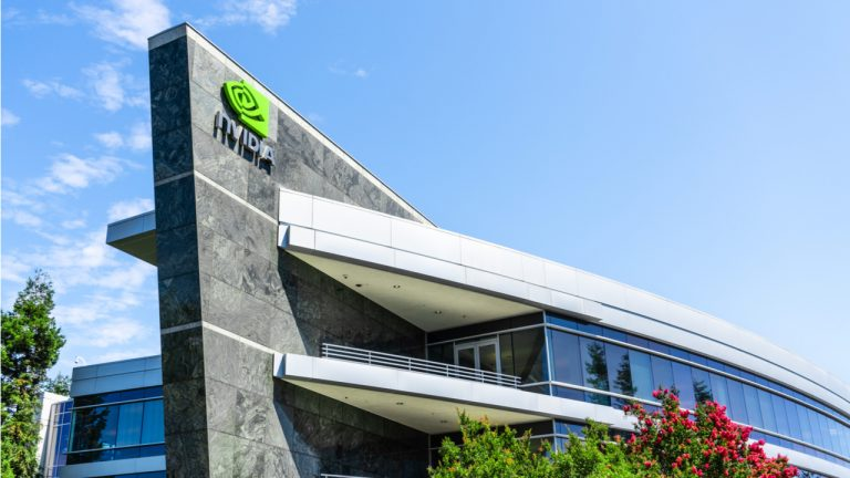 Nvidia Makes $155 Million From Crypto Mining Chips in Fiscal Q1