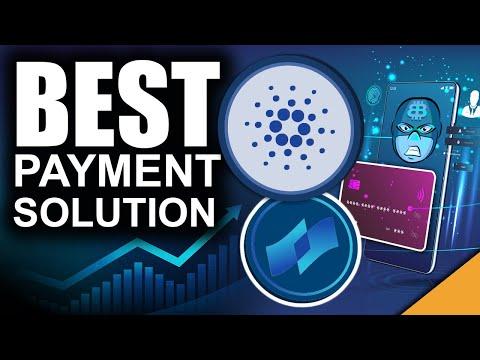 TOP Cardano DeFi + CeFi Platform (#1 ULTIMATE Payment Solution )