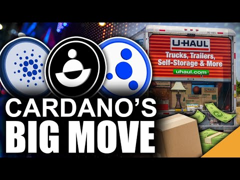 Cardano's Biggest Move (Highly Anticipated SAT Launch)
