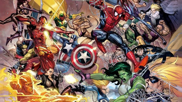 Marvel Entertainment to Launch NFTs — Fans Can Soon Hunt for Rare NFT Comic Books