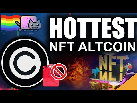 Hottest NFT Altcoin (No Gas Fees on this NFT blockchain)